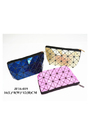 PU Cosmetic Bag Makeup Toiletry Bag
